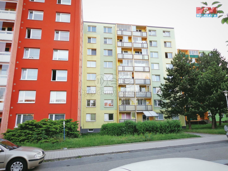Prodej, byt 3+1, 74 m2, Hranice, Tř. 1. máje,