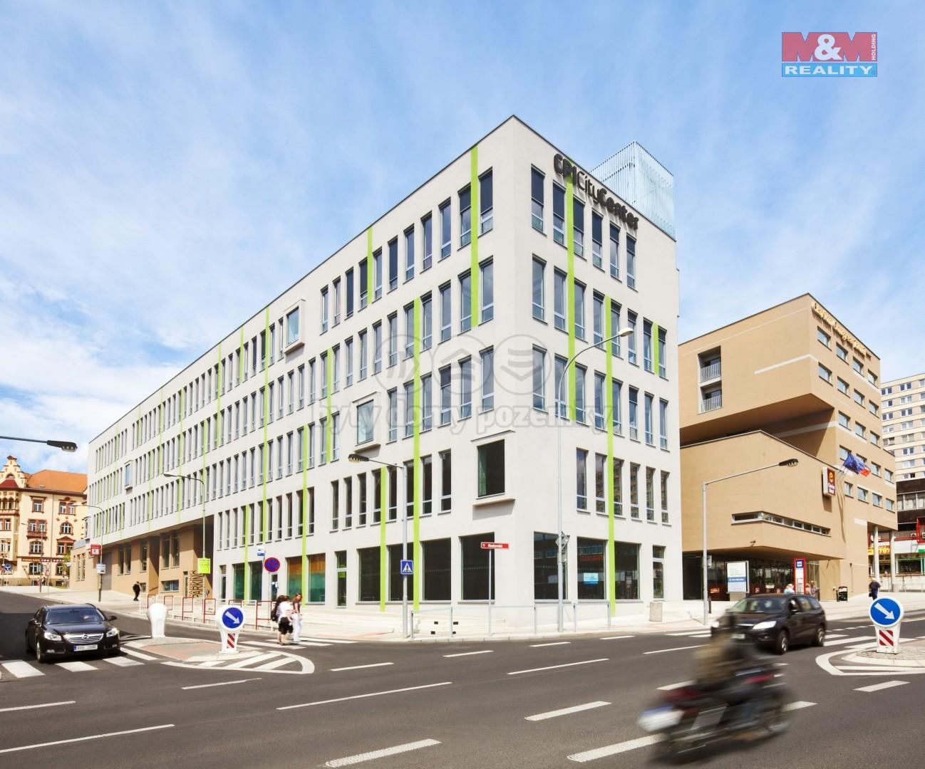 Pronájem moderních kanceláří, Ústí nad Labem