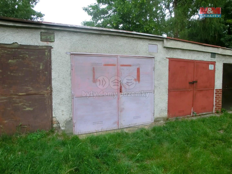 Prodej, garáž, Brno - Maloměřice