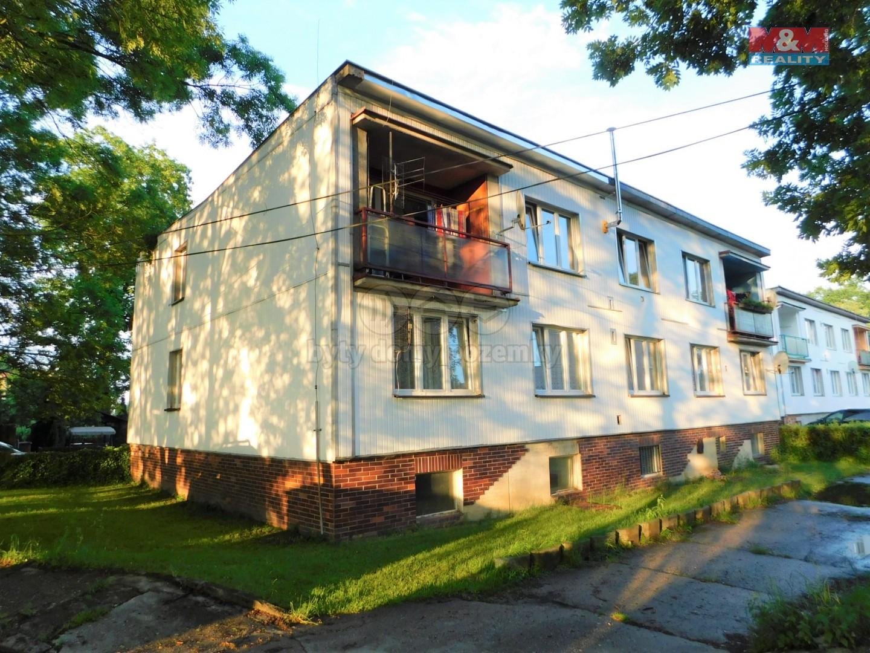 Prodej, Byt 4+1, 101 m2, PV, Cheb, Střížov