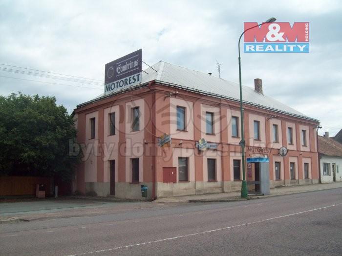 Prodej, obchodní objekt, 2500 m2, Lovčice