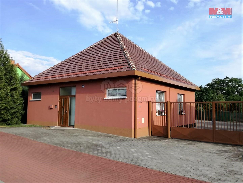 Prodej, rodinný dům, 190 m2, Němčice nad Hanou, ul. Tyršova