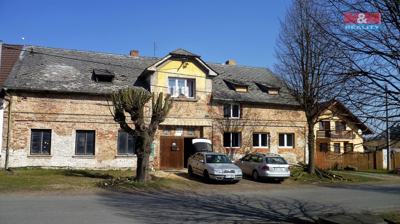 Pronájem, byt 2+kk, 72 m2, Mutěnín - Hostouň