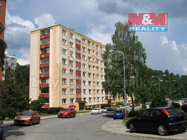 Prodej, byt 3+1, 60 m2, Vsetín-Rokytnice