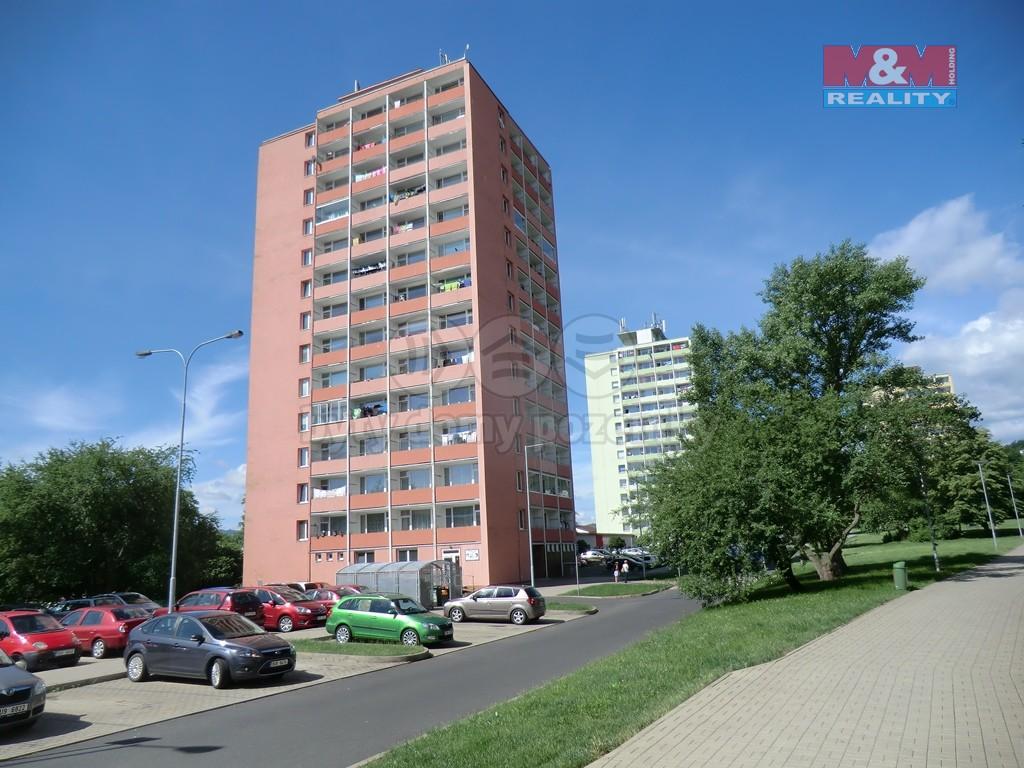Prodej, byt 1+kk, 20 m2, OV, Klášterec, ul. Budovatelská