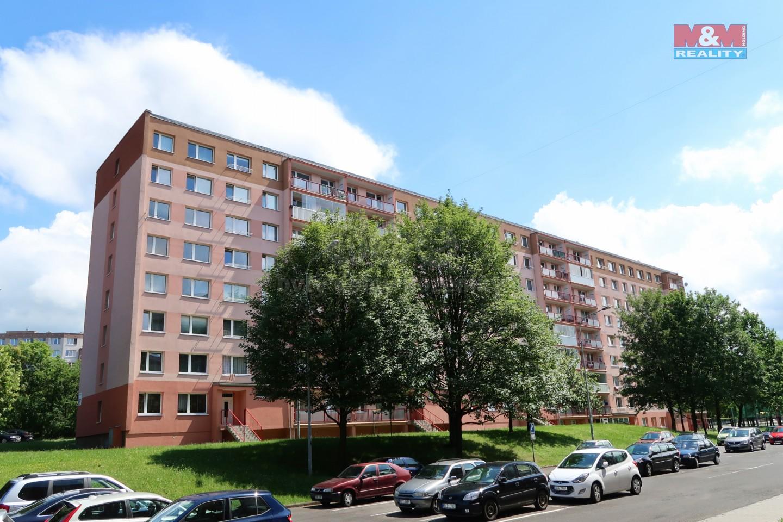 Prodej, byt 3+1, 67 m2, OV, Most, ul. Lipová