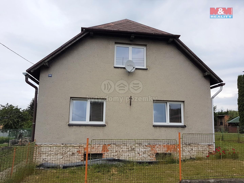 Prodej, rodinný dům 3+1, 100 m2, Horní Benešov