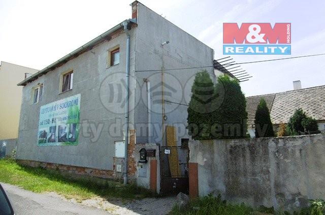 Prodej, rodinný dům 459 m2, Veselí nad Lužnicí