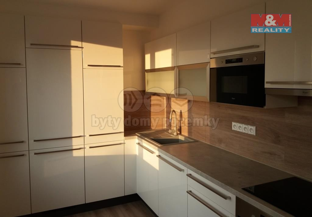 Prodej, byt 3+kk, 65 m2, Olomouc - Purkyňova, balkon