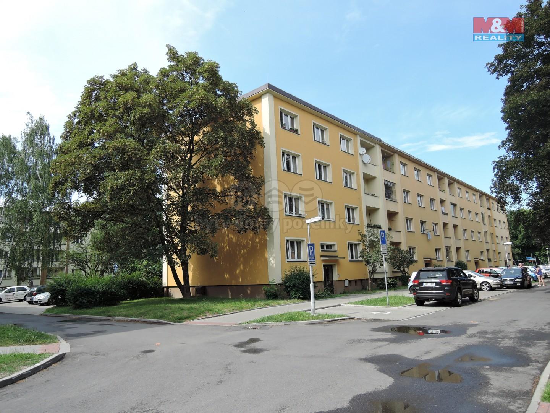 Pronájem, byt 3+1, 77 m2, Ostrava - Hrabůvka, ul. Mitušova