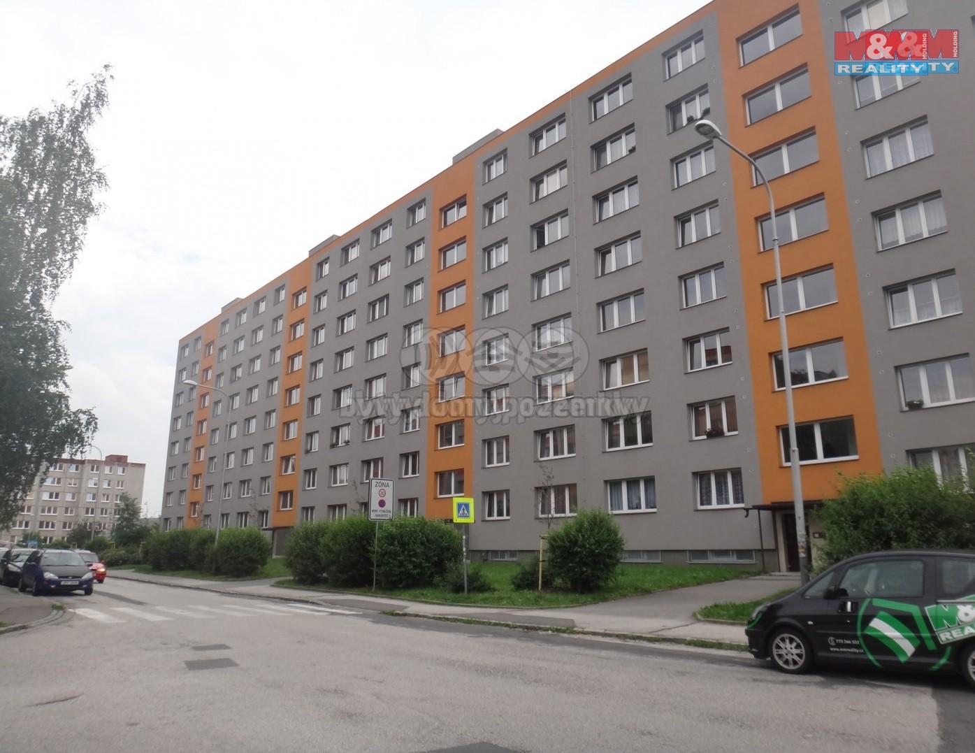 Prodej, byt 3+1, 74 m2, Ostrava - Dubina, ul. Jiříkovského