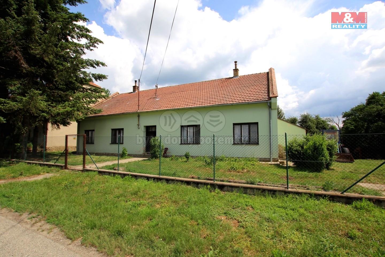Prodej, rodinný dům, Milonice