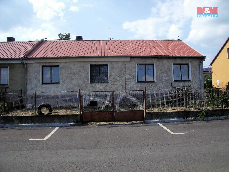 Prodej, rodinný dům 3+1, 316 m2, Drslavice