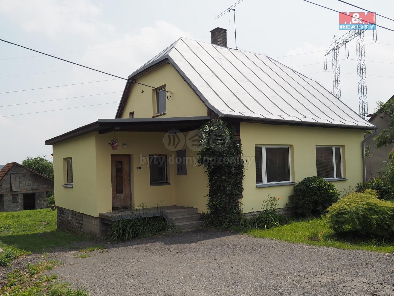 Prodej, rodinný dům 5+1, 1971 m2, Palkovice