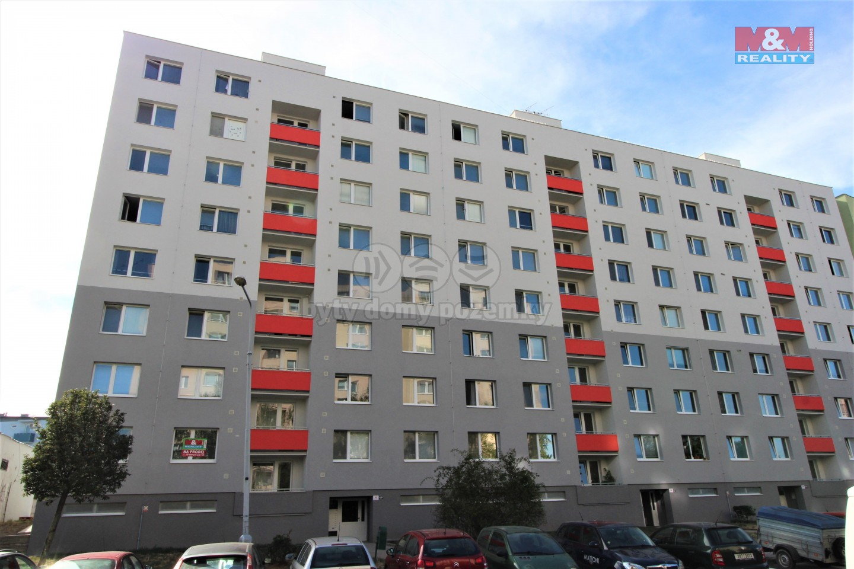 Prodej, byt 2+1, Brno - Bystrc, ul. Teyschlova