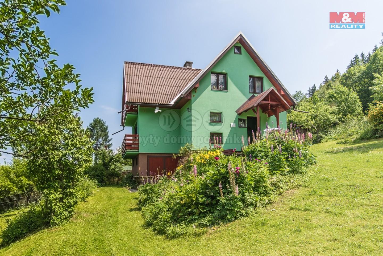 Prodej, chalupa 4+1, 670 m2, Slovensko, Olešná