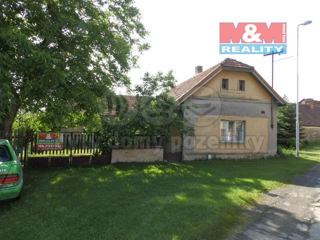 Prodej, rodinný dům 4+kk, Krchleby
