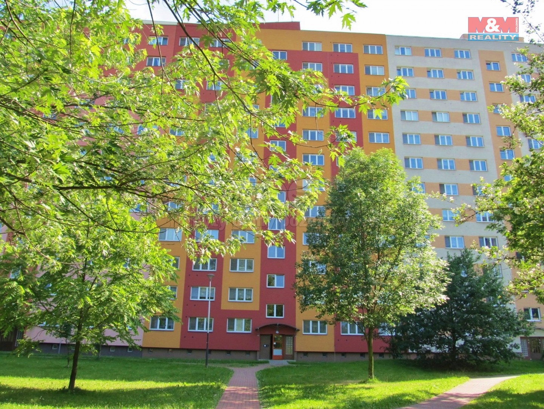 Pronájem, byt 1+1, 37 m2, Ostrava - Poruba, ul. Bulharská
