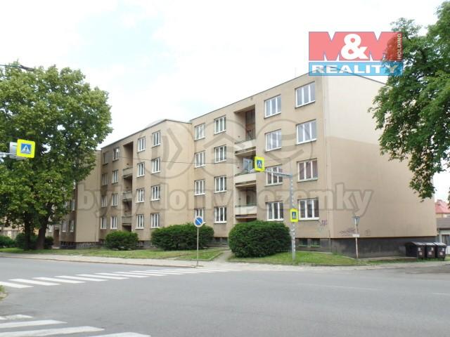 Prodej, byt 2+1, Jihlava, ul. Žižkova