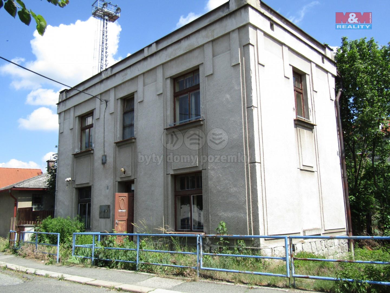 Prodej, rodinný dům, Ledeč nad Sázavou, ul. Nádražní