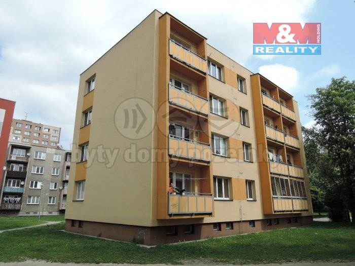 Pronájem, byt 2+1, Ostrava - Hrabůvka, ul. Tlapákova