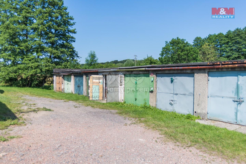 Prodej, garáž, 18 m2, Orlová, ul. Rajčula
