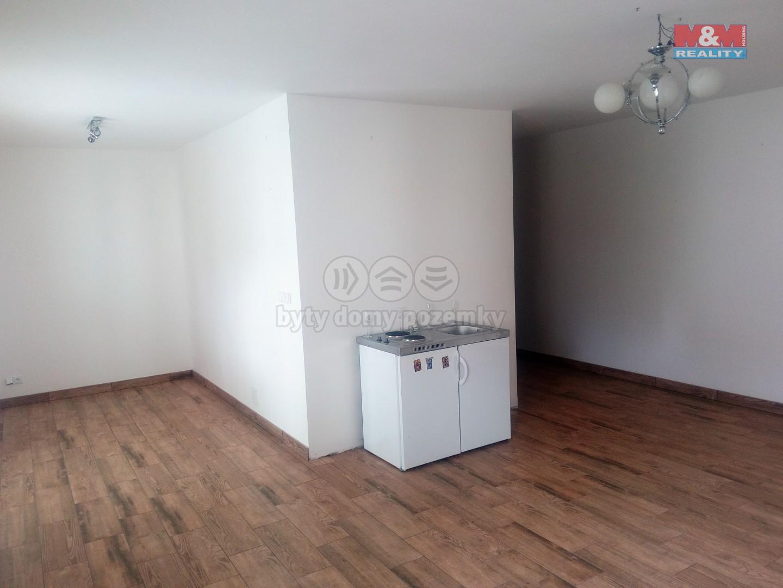 Pronájem, byt 1+kk, 44 m2, Opava, ul. Nákladní