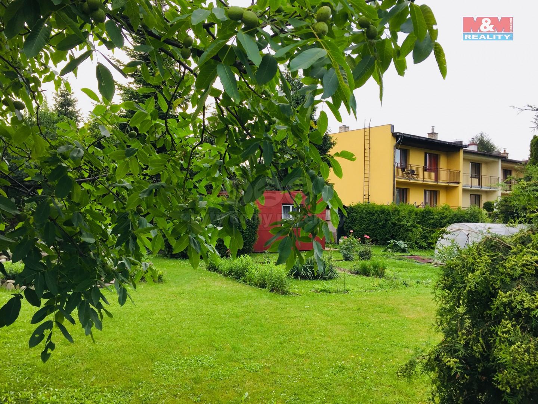 Prodej, stavební pozemek, 1134 m2, Sviadnov