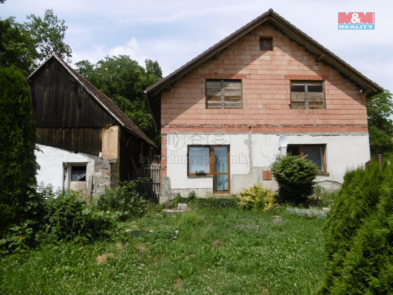 Prodej, rodinný dům 311 m2, Budíškovice