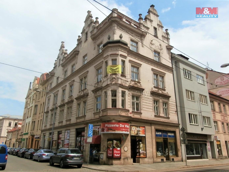 Pronájem, byt 1+1, 35 m2, Plzeň, ul. Sedláčkova