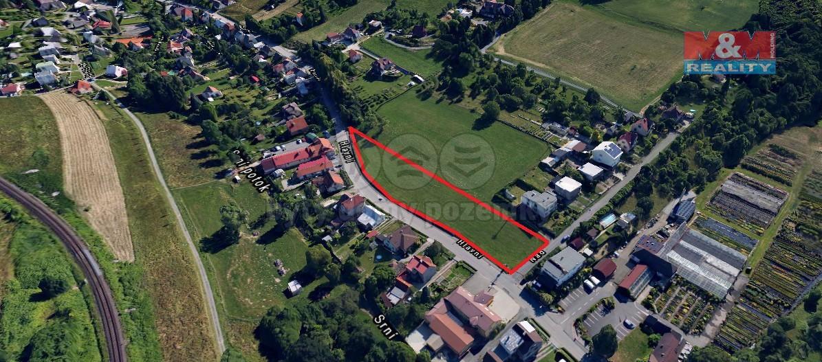 Prodej, stavební pozemek, 4710 m2, Krhová