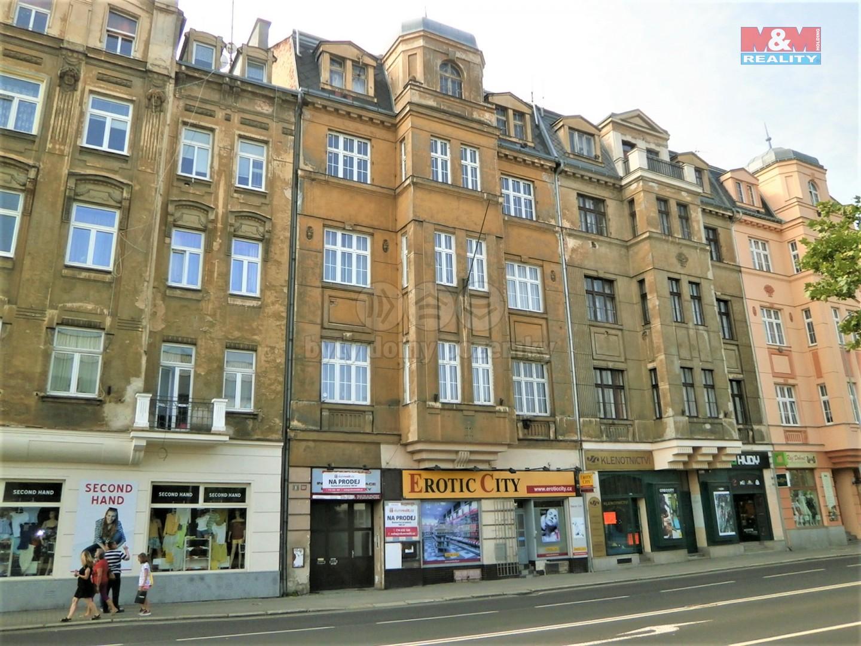 Prodej, byt 5+1, Karlovy Vary, ul. Západní