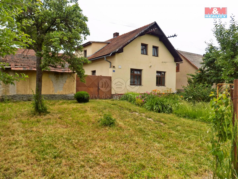 Prodej, rodinný dům, Přibyslav - Keřkov