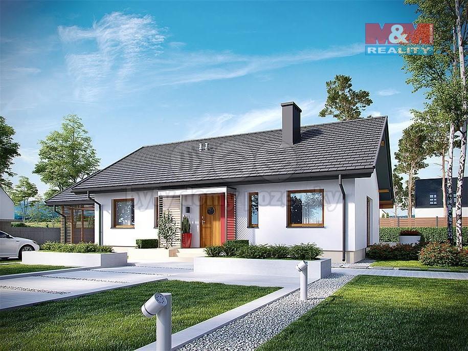 Prodej, rodinný dům, 4+1, 1089 m2, Budíkov u Humpolce