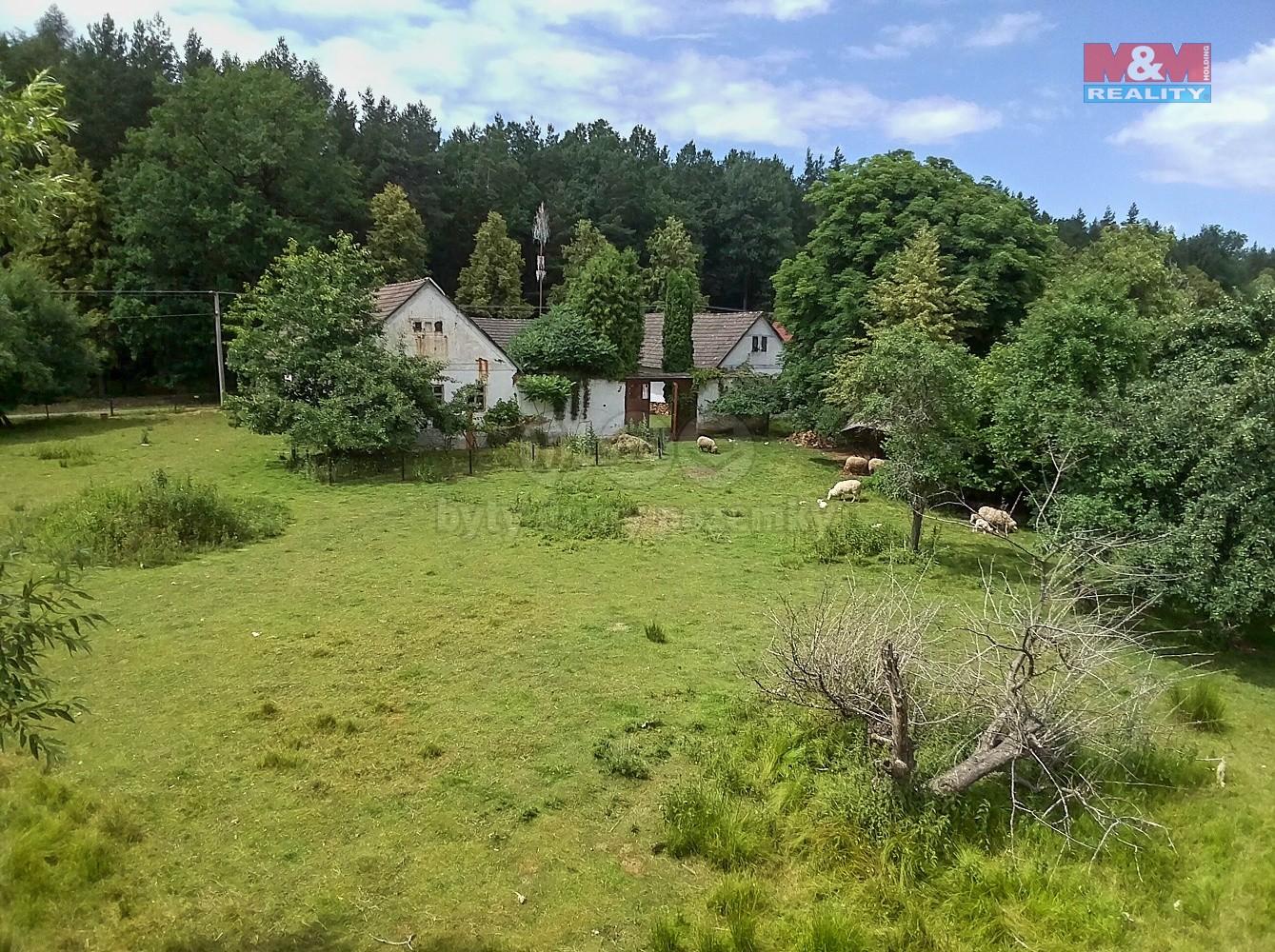 Prodej, rodinný dům, Nepomuk - Jílovice