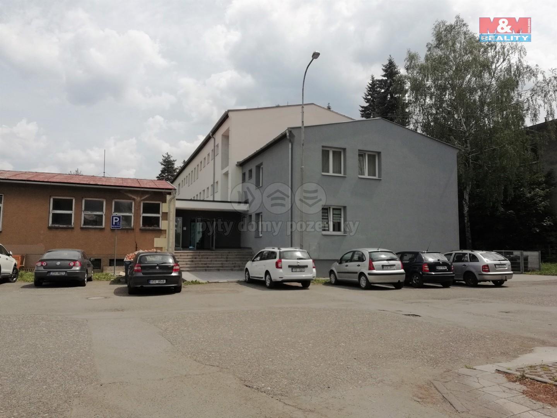 Pronájem, kanceláře, 73 m2, Frýdlant nad Ostravicí