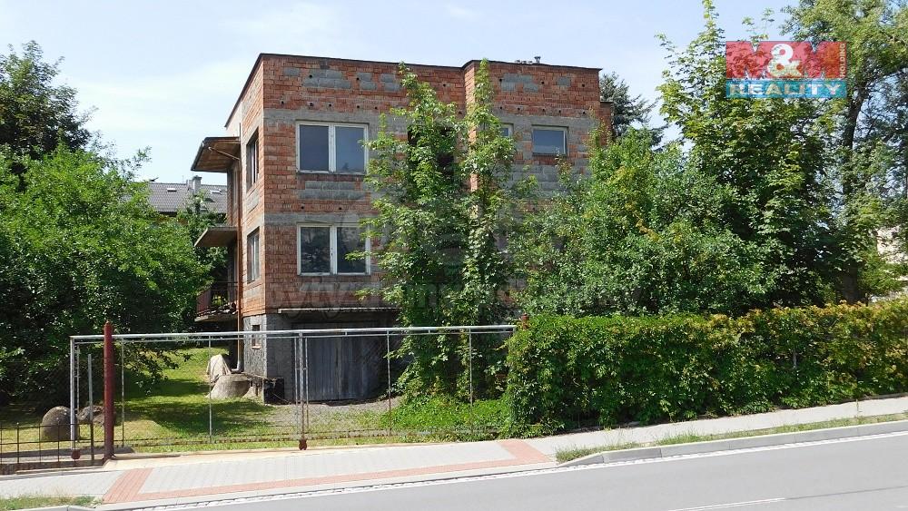 Prodej, rodinný dům, 1294 m2, Hranice