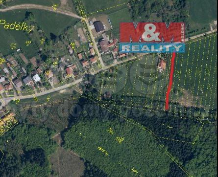 Prodej, pozemek, 1449 m2, Střílky