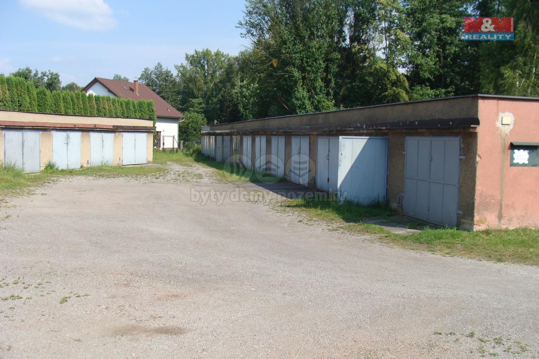 Prodej, garáž, Karviná - Mizerov, ul. Mizerovská