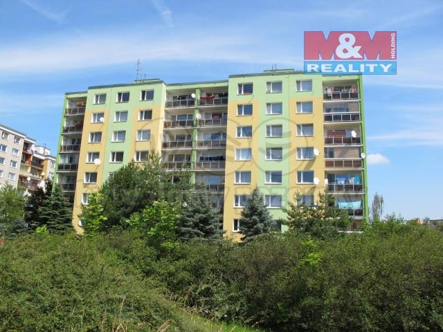 Pronájem, byt 1+1, 38 m2, Plzeň, ul. Rabštejnská
