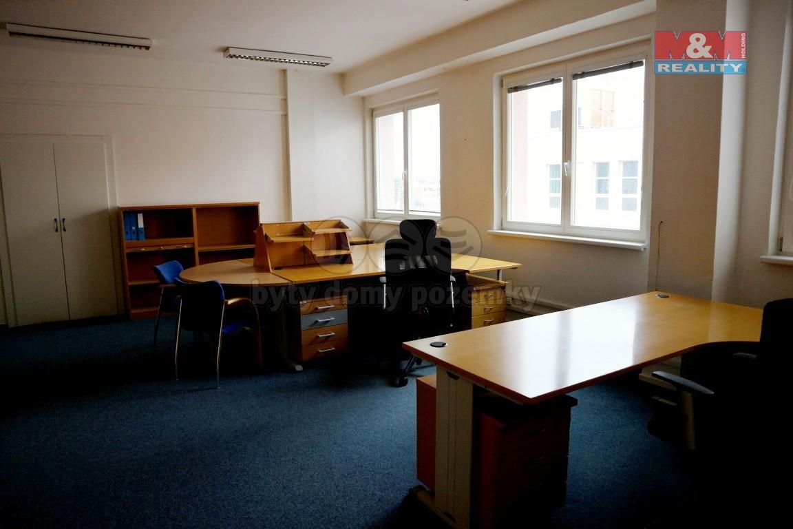 Pronájem, kancelářské prostory, 209 m2, Ostrava