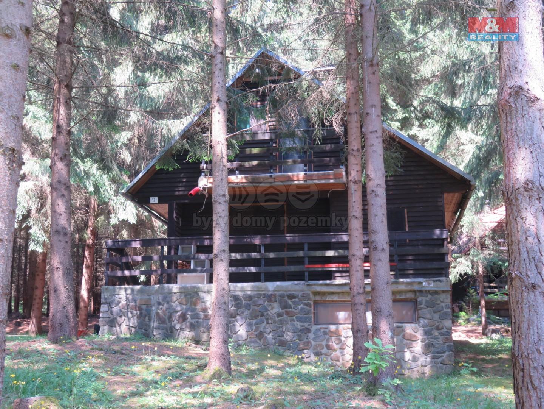 Prodej, chata 48 m2, pozemek 417 m2, Radostín nad Oslavou