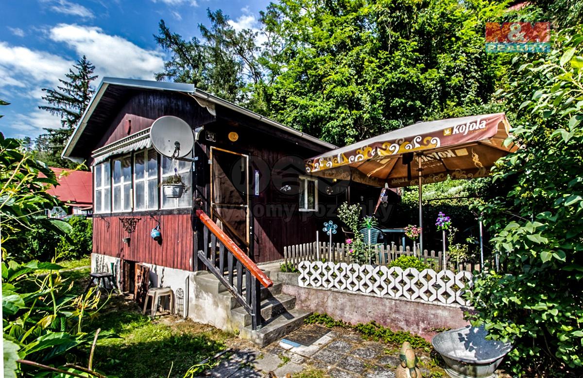 Prodej, chata, 55 m2, Hradištko, ul. Brunšov