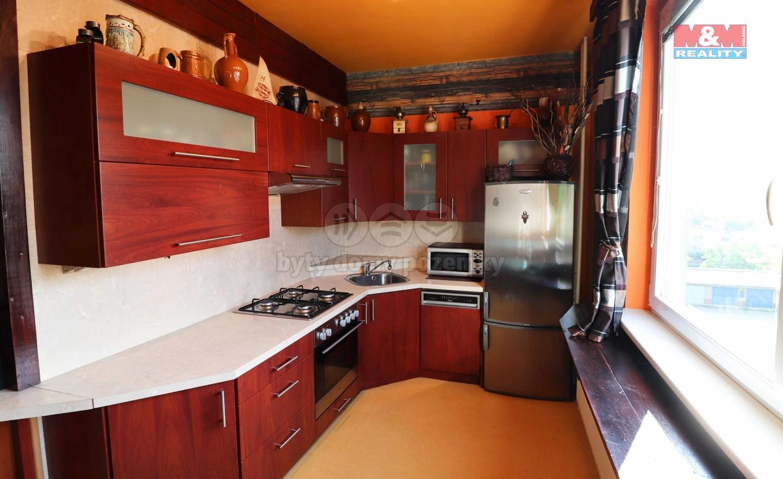 Prodej, byt 3+1, Hranice, ul. Pod Lipami