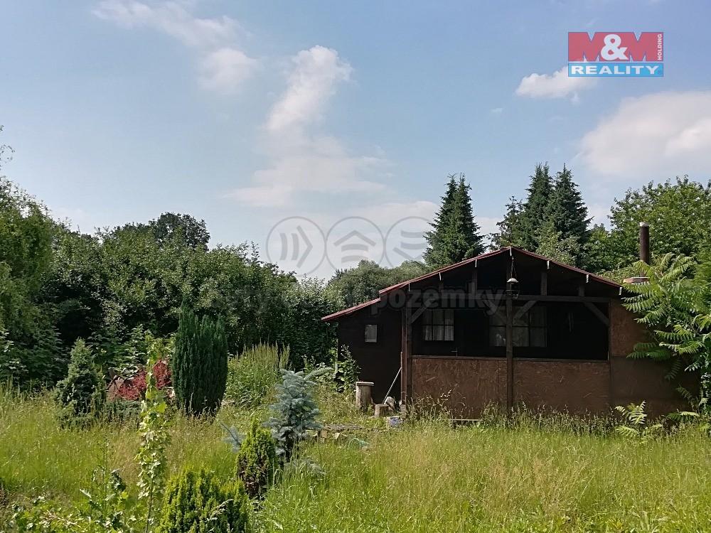 Prodej, zahrada, 400 m2, Karviná - Olšiny
