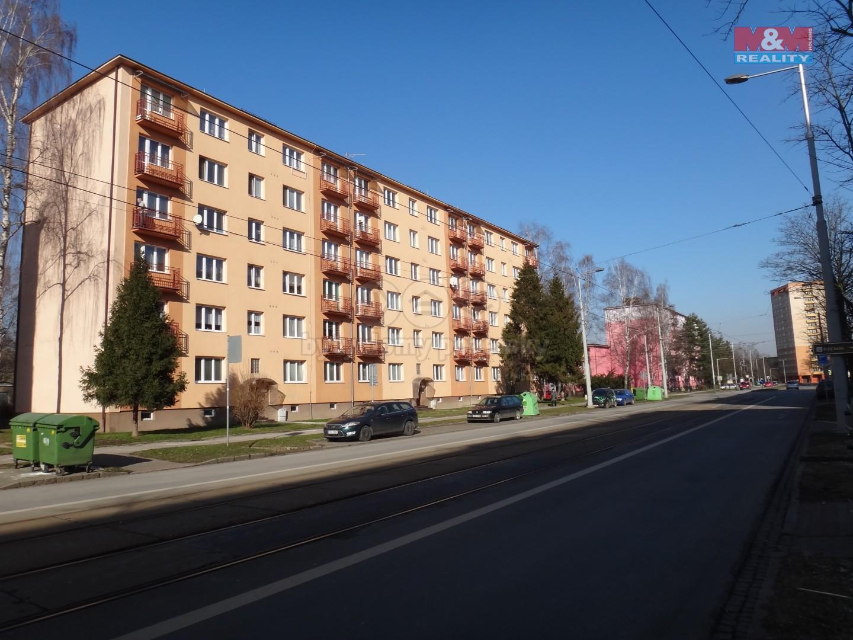 Pronájem, byt 2+1, Ostrava - Poruba, ul. Sokolovská