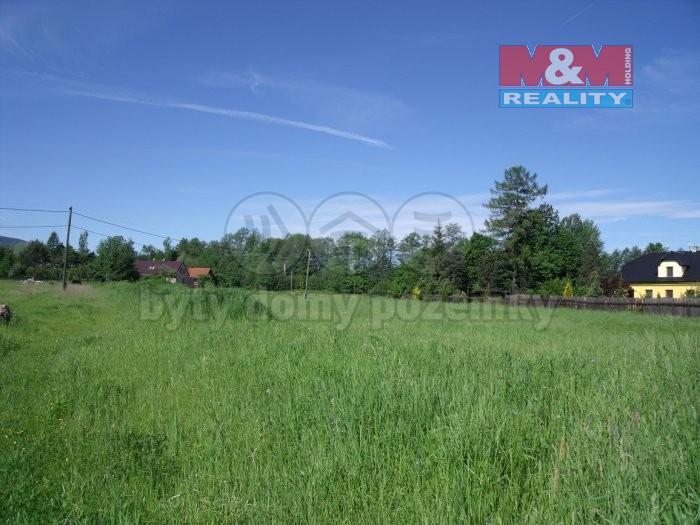 Prodej, stavební pozemek, 1395 m2, Hnojník