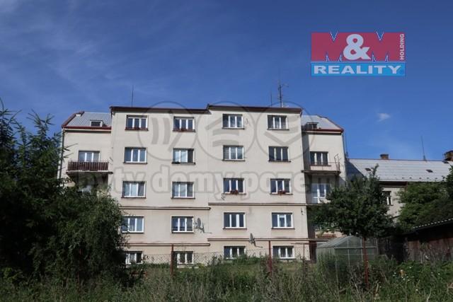 Pronájem, byt 3+1, 97 m2, Žamberk, ul. Vrchlického