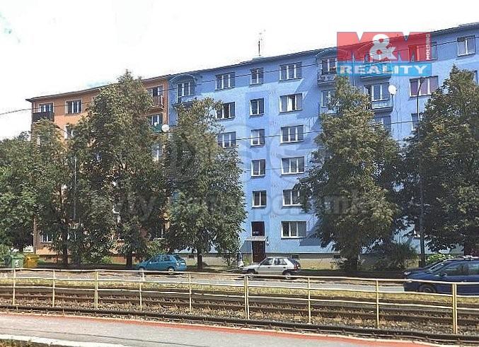 Pronájem, byt 1+kk, 24 m2, Ostrava - Poruba, ul. Opavská