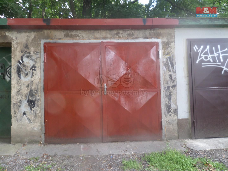 Prodej, garáž, 20 m2, Kladno - Kročehlavy